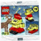 LEGO Advent Calendar Set 2250-1 Subset Day 19 - Christmas Bunny