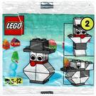 LEGO Advent Calendar Set 2250-1 Subset Day 2 - Snowman