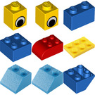 LEGO Advent Calendar Set 2250-1 Subset Day 21 - Parrot