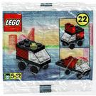 LEGO Advent Calendar Set 2250-1 Subset Day 22 - Truck
