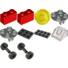 LEGO Advent Calendar Set 2250-1 Subset Day 22 - Truck