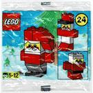 LEGO Advent Calendar Set 2250-1 Subset Day 24 - Santa
