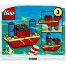 LEGO Advent Calendar Set 2250-1 Subset Day 3 - Ship