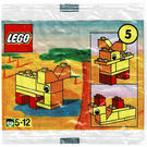 LEGO Advent Calendar Set 2250-1 Subset Day 5 - Elephant
