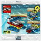 LEGO Advent Calendar Set 2250-1 Subset Day 6 - Waterplane