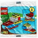 LEGO Advent Calendar Set 2250-1 Subset Day 8 - Boat