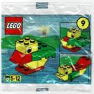 LEGO Advent Calendar Set 2250-1 Subset Day 9 - Duck