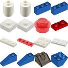 LEGO Advent Calendar Set 4024-1 Subset Day 10 - Sailboat
