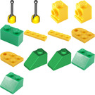 LEGO Advent Calendar Set 4024-1 Subset Day 13 - Robot