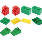 LEGO Advent Calendar Set 4024-1 Subset Day 17 - Bird