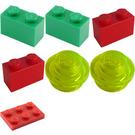 LEGO Advent Calendar Set 4024-1 Subset Day 18 - Present