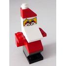LEGO Advent Calendar Set 4024-1 Subset Day 20 - Santa