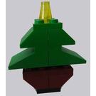 LEGO Advent Calendar Set 4024-1 Subset Day 24 - Tree
