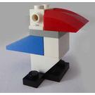 LEGO Advent Calendar Set 4024-1 Subset Day 8 - Parrot