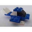 LEGO Advent Calendar Set 4024-1 Subset Day 9 - Airplane