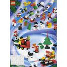 LEGO Advent Calendar Set 4124