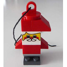 LEGO Advent Calendar Set 4924-1 Subset Day 13 - Santa Ornament