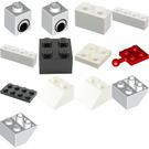 LEGO Advent Calendar Set 4924-1 Subset Day 19 - Snowman