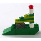 LEGO Advent Calendar Set 4924-1 Subset Day 22 - Sailing Ship