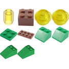LEGO Advent Calendar Set 4924-1 Subset Day 23 - Tree