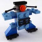 LEGO Advent Calendar Set 4924-1 Subset Day 4 - Robot