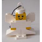 LEGO Advent Calendar Set 4924-1 Subset Day 7 - Angel Ornament