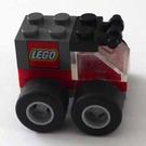 LEGO Advent Calendar Set 4924-1 Subset Day 8 - Van