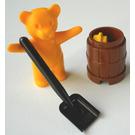 LEGO Advent Calendar Set 7600-1 Subset Day 18 - Teddy Bear