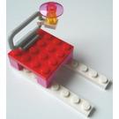 LEGO Advent Calendar Set 7600-1 Subset Day 9 - Sleigh