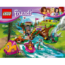 LEGO Adventure Camp Rafting Set 41121 Instructions