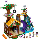 LEGO Adventure Camp Tree House Set 41122