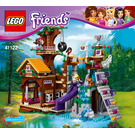 LEGO Adventure Camp Tree House Set 41122 Instructions