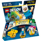 LEGO Adventure Time Level Pack Set 71245 Packaging