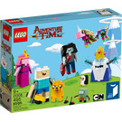 LEGO Adventure Time Set 21308 Packaging