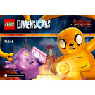 LEGO Adventure Time Team Pack  Set 71246 Instructions