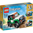 LEGO Adventure Vehicles Set 31037 Packaging