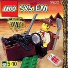 LEGO Adventurer - Johnny Thunder Set 5900