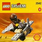 LEGO Adventurers Aeroplane Set 2542