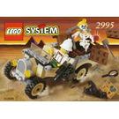 LEGO Adventurers Car Set 2995