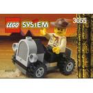 LEGO Adventurers Car Set 3055