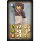 LEGO Adventurers Card Maharaja Lallu
