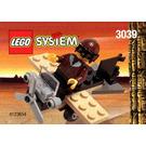 LEGO Adventurers Plane Set 3039
