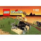 LEGO Adventurers Raft Set 1182