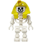 LEGO Adventurers Skeleton with Headcrown Minifigure