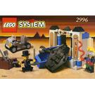 LEGO Adventurers Tomb Set 2996