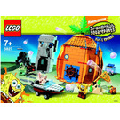 LEGO Adventures in Bikini Bottom Set 3827 Instructions