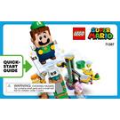 LEGO Adventures with Luigi Set 71387 Instructions