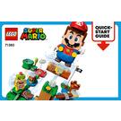 LEGO Adventures with Mario Set 71360 Instructions