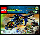 LEGO Aerial Defence Unit Set 8971 Instructions