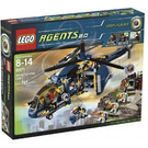 LEGO Aerial Defence Unit Set 8971 Packaging